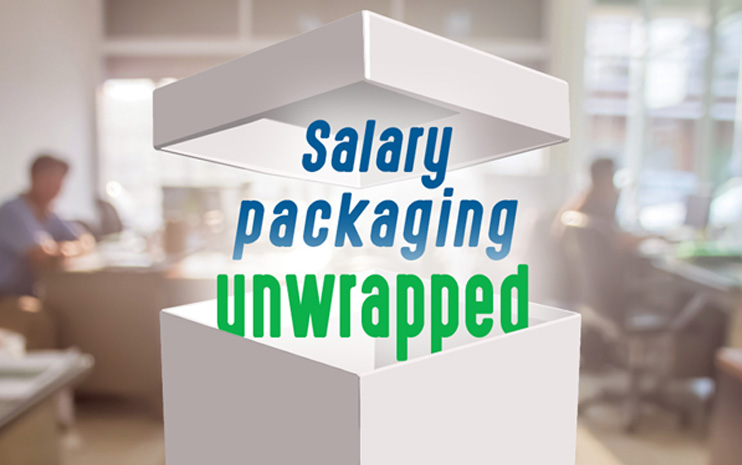 Salary-packaging