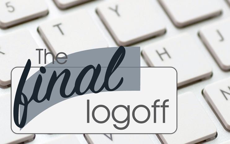 The final logoff