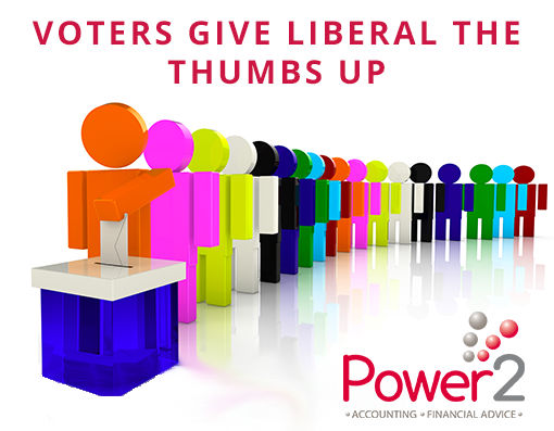 Voters Give Liberal The Thumbs Up