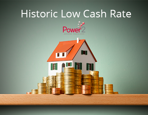 Low cash rate